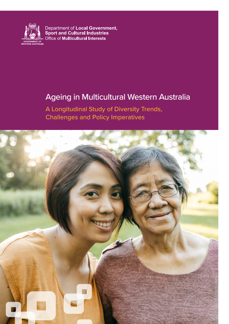 Ageing in Multicultural Western Australia